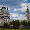 Russian Orthodox Seminary near Penza, Russia
