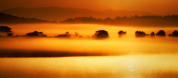 Mekong Sunrise