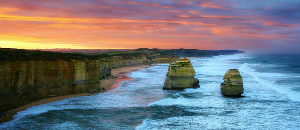 12 Apostles at Sunrise