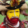 Papua New Guinea Trip - Aug. 2012 : I spent 2 weeks covering the river (Sepik) and mountains of Papua New Guinea concentrating mostly on the festivals that occur yearly in August.  These festivals, the Sing Sing's, bring many of the local tribes together to display their traditional costumes and dances in a highly effective way.  PNG is changing rapidly and seeing these wonderful people in this way was a photographer's dream.  Hopefully you will enjoy these images and get to PNG soon. Well worth the effort.