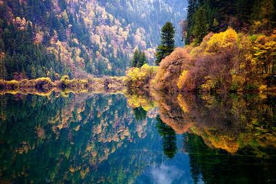 Jiuzhai Gou National Park